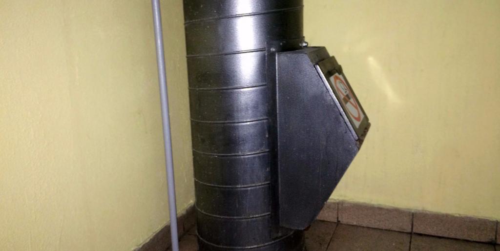 """""""Жилищник"""" отремонтировал мусоропровод в подъезде дома на Люблинской улице. Фото: mos.ru"""