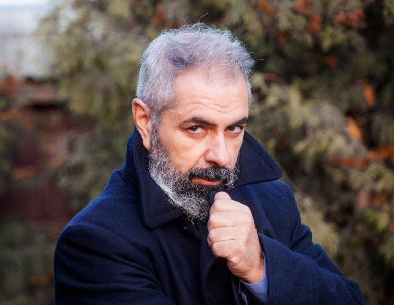 Итальянский актер поселился в Текстильщиках и снялся в русских сериалах. Фото: из личного архива героя